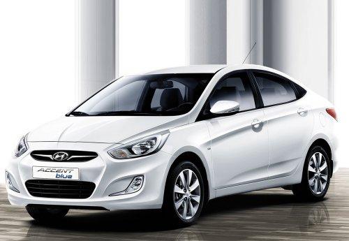 Hyundai Blue